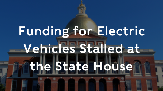 Blog Header - Funding for EV Stalled at the State House