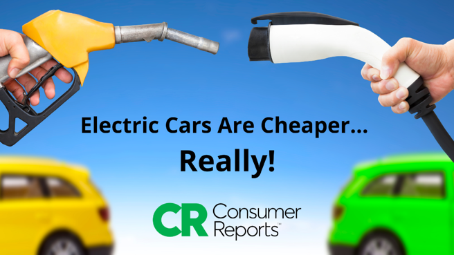 Electric Cars Are Cheaper... Really! (2)
