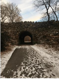 Phil's bike route
