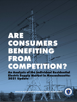 are consumers benefitting from competition