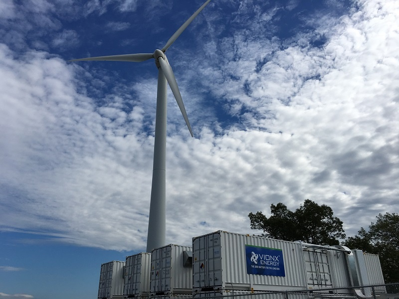 More and more renewable energy comes with batteries included