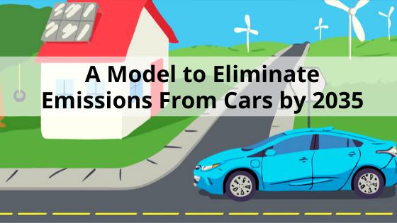 model to eliminate emissions
