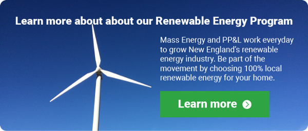 Learn more about our local renewable energy initiatives, make the switch today